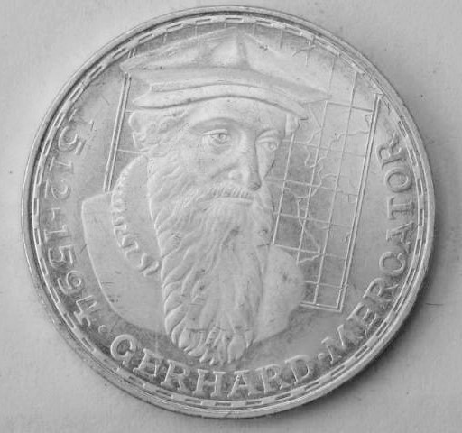 Delgrey Edle Metalle Münzen Mercator