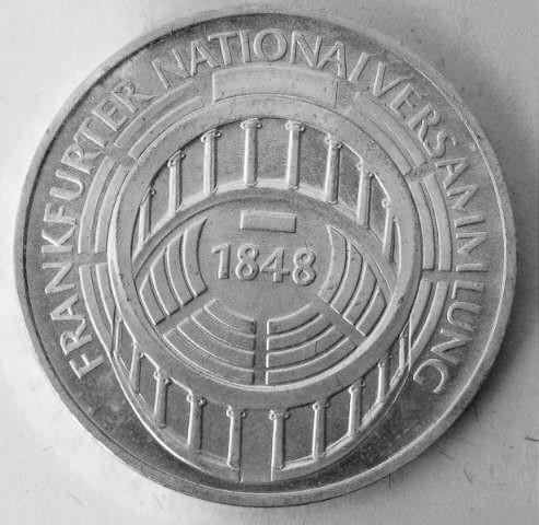 Delgrey Edle Metalle Münzen 5 Dm Gedenkmünze 125 Jahrestag D